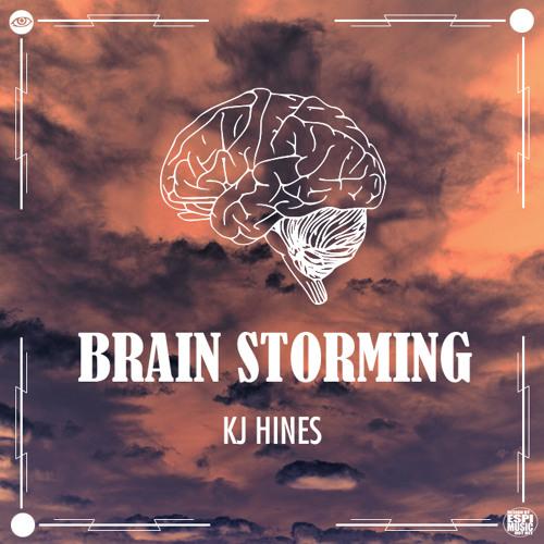KJ Hines - Brain Storming (Prod. by FKi)