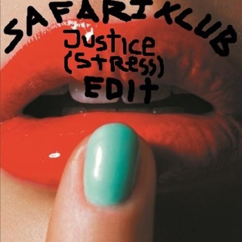 Safari Strap-(Justice Stress Edit)