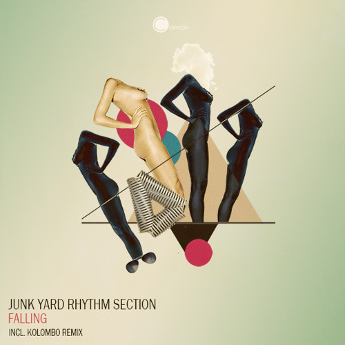 Junk Yard Rhythm Section - Falling [Cimelde Records]