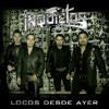 2012 Inquietos Del Norte Corridos Mix DJ. $UAV3 Portada del disco