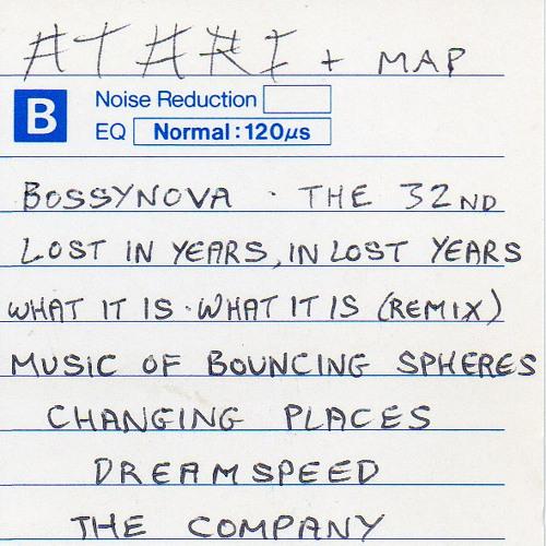 MAP - ATARI 800XL MUSIC [1986]