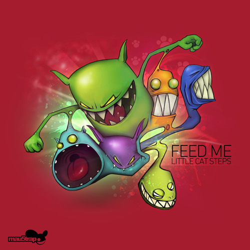 Feed Me - Little Cat Steps | Annie Mac on BBC Radio 1.