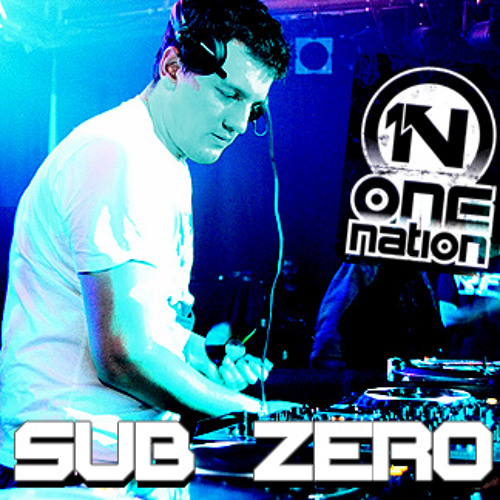 Sub Zero playing at One Nation London Massive April 2012