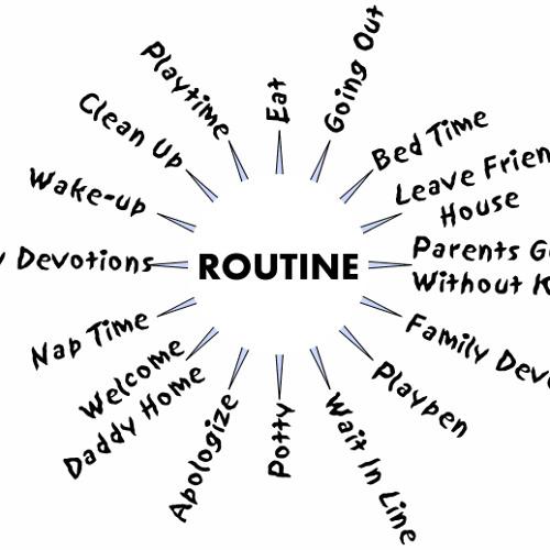 Alk3r - Routine