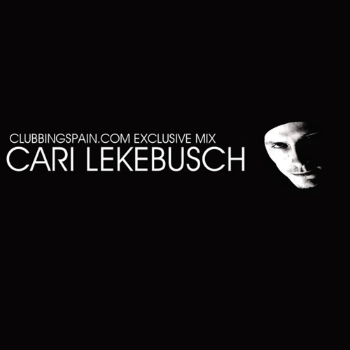 Cari Lekebusch - Clubbing Spain Is A Hybrid Too Podcast - May 2012
