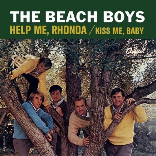 Help Me, Rhonda (Beach Boys Cover) (2012)