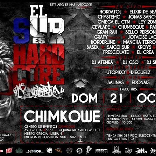 EL SUR ES HARDCORE - Tema Promocional  2012