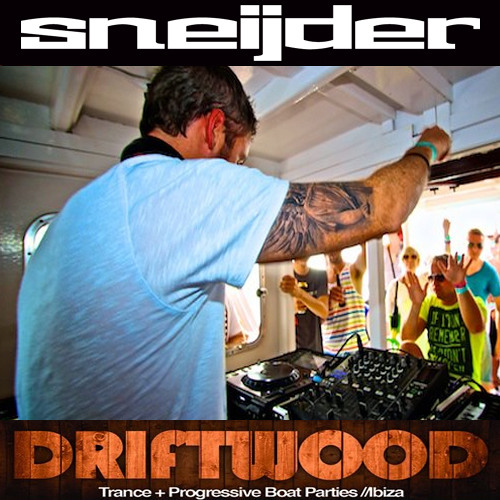 Sneijder Live @ Driftwood/Subculture Boat Party Ibiza