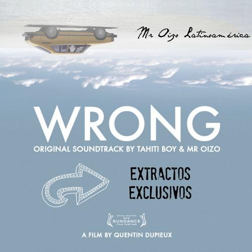 Mr. Oizo & Tahiti Boy presents Wrong (OST) - Samples