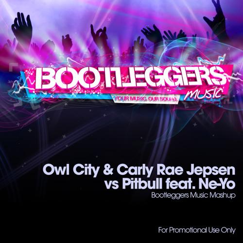 Owl City & Carly Rae Jepsen vs Pitbull feat. Ne-Yo (Bootleggers Music Mashup) - DMC EXCLUSIVE