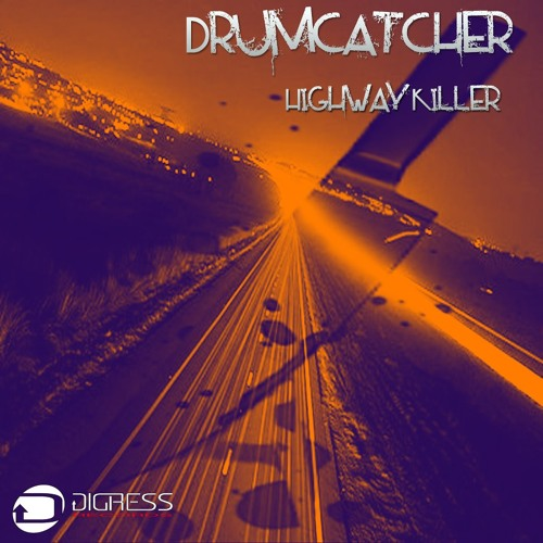 Highway Killer EP - Digress record (UK)