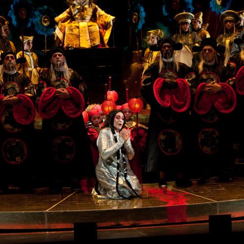 "Seattle Opera TURANDOT ""Please don't make me marry him!"""
