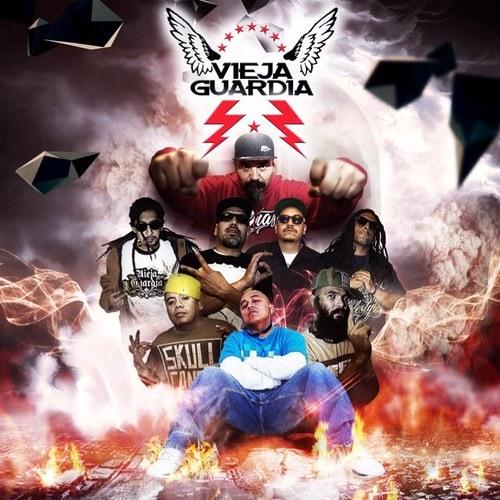 Vieja Guardia - Raperos Adultos Mixtape
