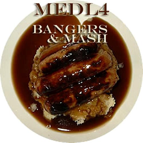 Bangers & mash