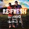 DJ FreeG and Saymo K - Awesome God