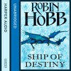 The Liveship Traders 3 - Ship of Destiny, by Robin Hobb, read by Anne Flosnik (Audiobook extract)