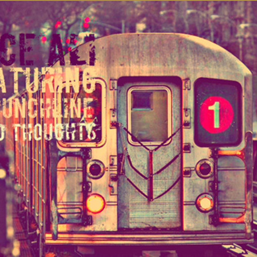 Derailed Thoughts by Prince Ali Featuring Punchline (eMC), Produced by Keith Science.