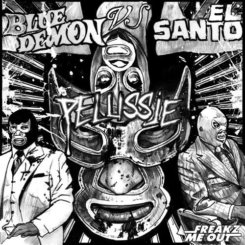 Pelussje - Blue Demon (WANR & Luckypunch Remix)