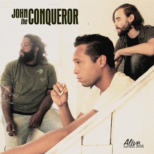 JOHN THE CONQUEROR - Time To Go