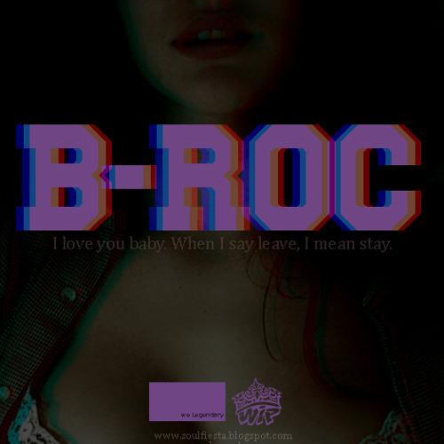 B-Roc - I Love You Baby (Instrumental)
