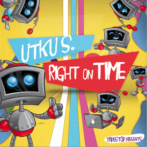 Utku S. - Right On Time / Out Now on Tapestop Music