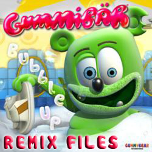 Gummibar Bubble Up Remix Contest Source Files