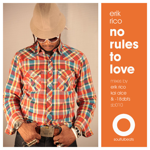 Erik Rico- No Rules To Love- -18dBFS Vocal Mix- CLIP