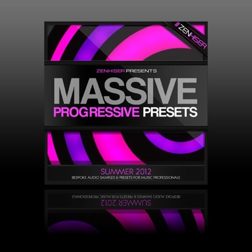 House House House Massive Progressive Preset Pack Demo Get this pack from BUY LINK