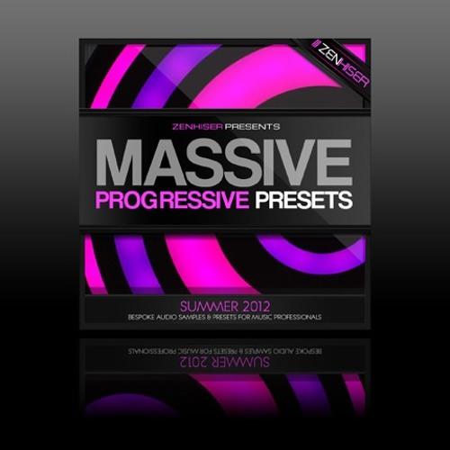 Zenhiser Progressive Preset Pack Demo Get this pack from BUY LINK