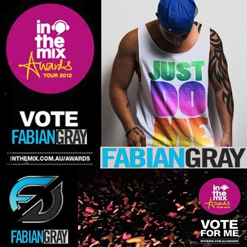 Fabian Gray 50 Tracks In 60 Minutes Megamix 2012