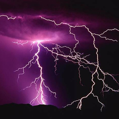 Lightning Bolts (Original)