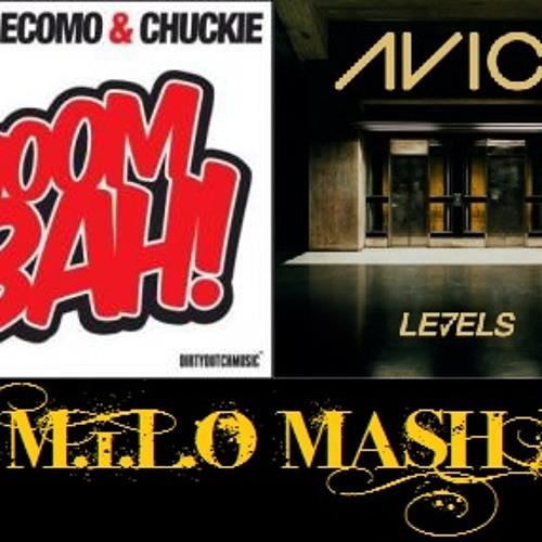 Chuckie Vs Afrojack Vs Avicii - Moombah Levels (DJ M.1.L.O Mash-Up) Alternate link in comments