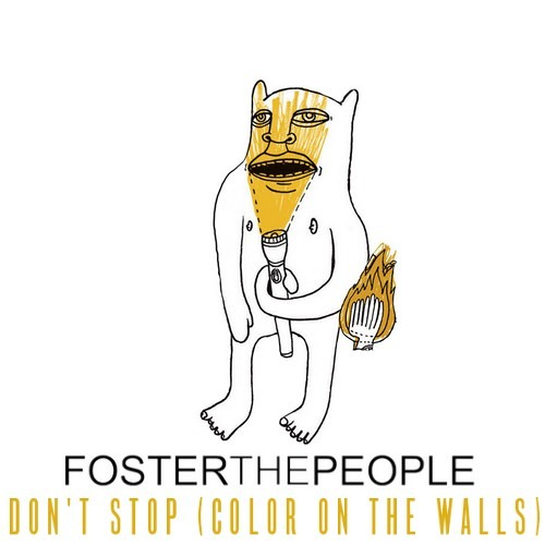 Foster The People - Don't Stop (Dan Castro & James Doman Re-Edit)