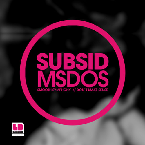 Subsid - Smooth Symphony - LUV049