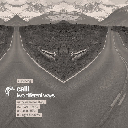 Calli - Two Different Ways (shaded005) - september 2012