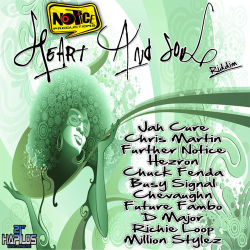 Jah Cure - From My Heart - Heart & Soul Riddim (2011)