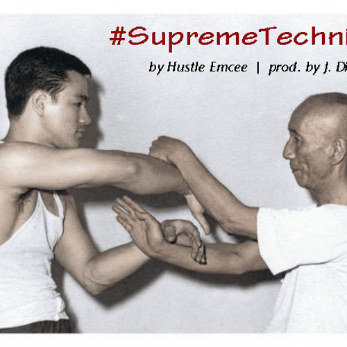 #SupremeTechnique