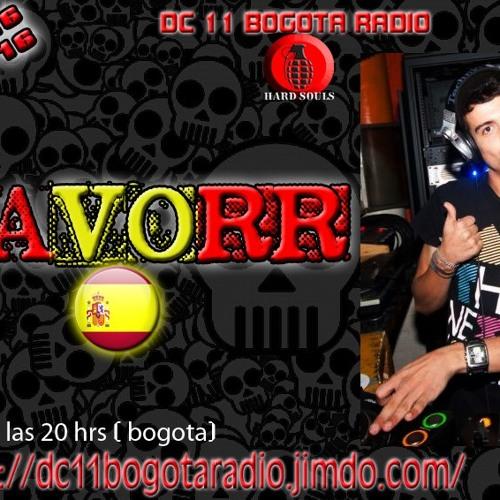 xavoRR @ 2nd Round DC11 Bogotá Radio July 2k12
