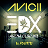 Avicii - Silhouettes (EDX'S Arena Club Mix) - TEASER (Beatport: 5.9.2012)
