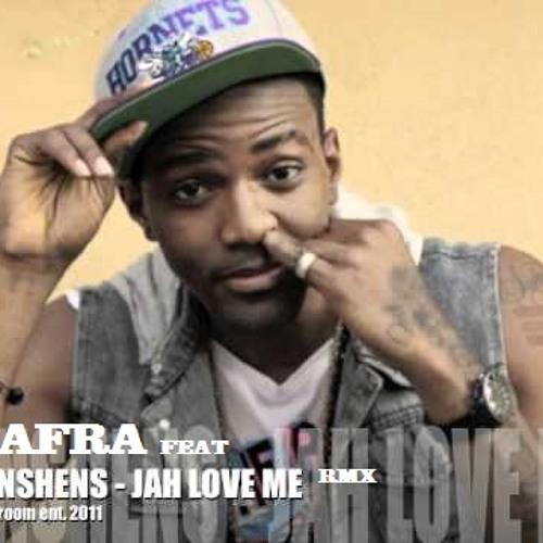 KAFRA feat KONSHENS  jah love mi rmx