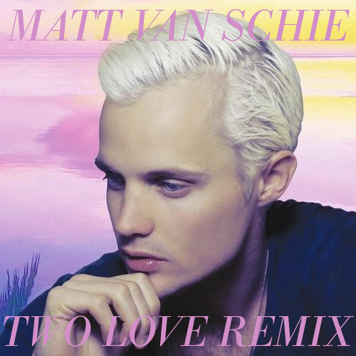 Matt Van Schie - Two love (She said disco remix)