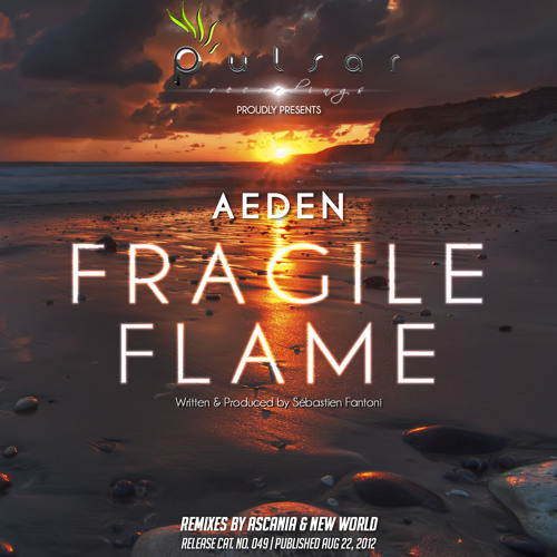 Aeden - Fragile Flame (New World Remix)