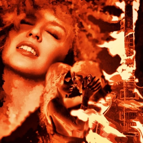 All The Lovers Star Guitars Are On Fire (Kylie Minogue vs Chemical Bros vs Kings of Leon)