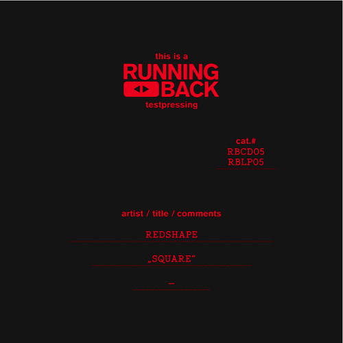 Redshape - Starsoup (333 Promo Edit) - Running Back