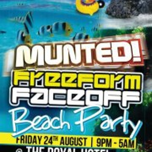 Greg Peaks Munted! August 2012 (Promotional Mix)