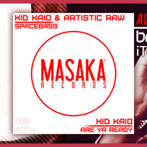 KID KAIO & ARTISTIC RAW - SPACEBASS (ORIGINAL MIX) | OUT NOW!