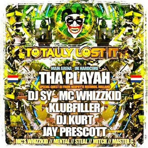 DJ Kurt & MC Steal - Totally Lost It -  Aug 2012 ***FREE DOWNLOAD***
