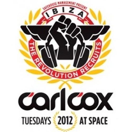 Ferhat Albayrak-Live at Carl Cox The Revolution Recruits Ibiza Sonica Radio 07.08.12