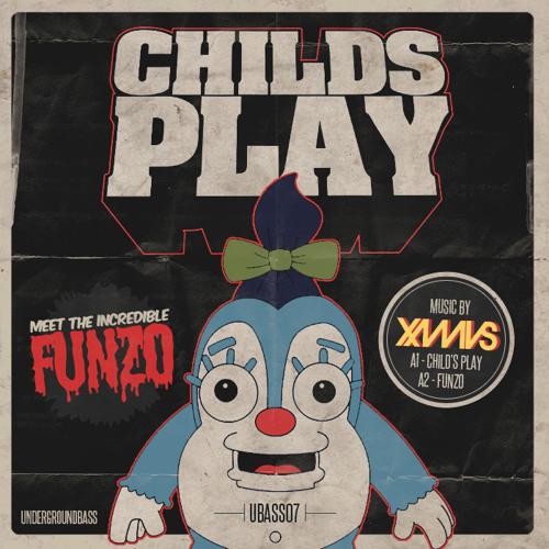 "[UBASSTek-006]  A1 Xamus ""Child's Play"""