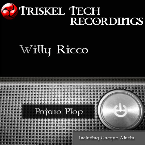 Pajaro PLOP - Willyricco  (Triskel-Tech Recordings)
